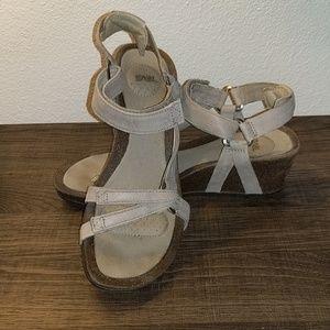 Teva Ysidro Sandal Wedges Size 7
